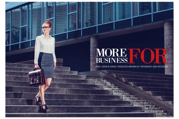 Imageaufnahmen & Businessfotografie